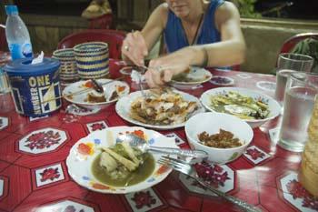 Jaew Dinner