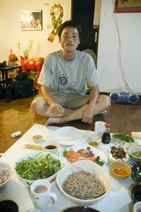 Masaru & sushi