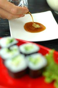 Soy sushi