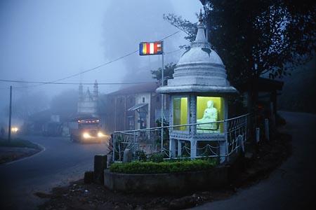 Haputale Buddha