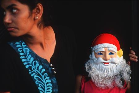 Sri Lanka Santa
