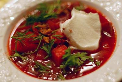 borscht a