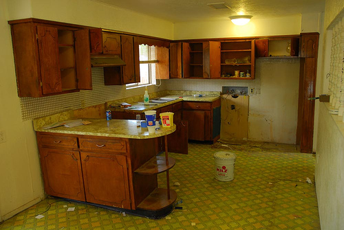ugliest kitchen