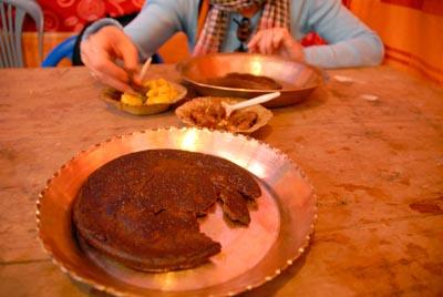 Sikkim pancake