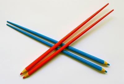 Pencil present