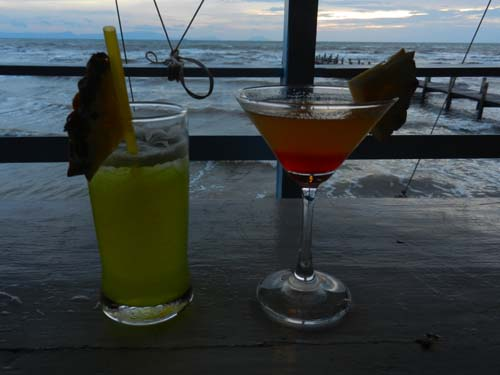 Seaside drinks KepRS