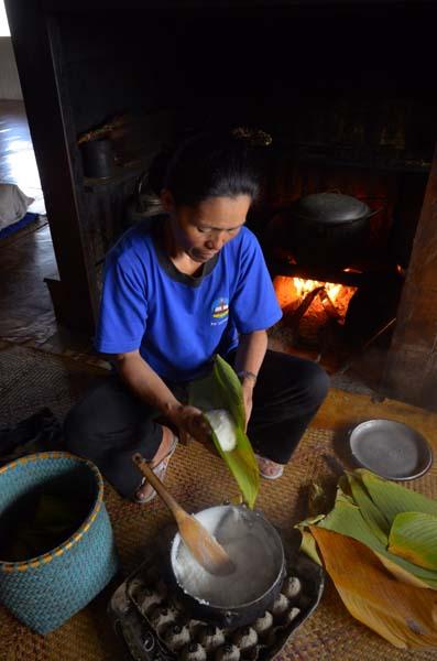Pa Lungan Rice Packets